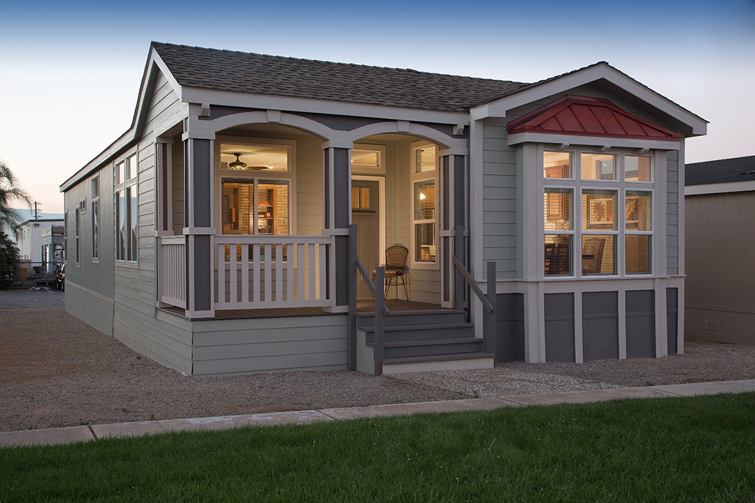Home Exteriors: Ma Williams Manufactured Homes, Manufactured And