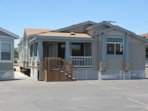 Models On Display - Ma Williams Manufactured Homes, Hemet, CA