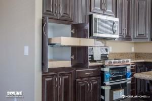K353G kitchen cabinets