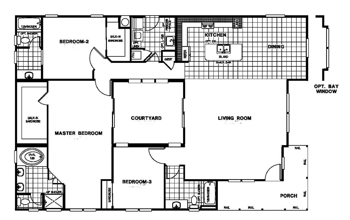 Sunset Ridge Series additionally Triple Wide Manufactured Homes Floor Plans 73956 2 besides Mobile Home Floor Plans Triple Wide 77054 2 besides Corinth further 16x40 Mobile Home Floor Plans. on silvercrest manufactured home floor plans