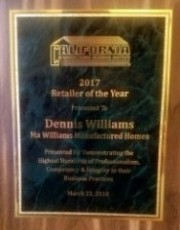 Ma Williams Award
